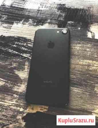 iPhone 7 черный 128 Gb Железногорск