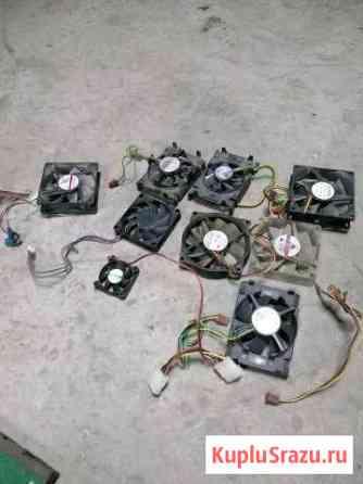 Вентиляторы для пк Курчатов