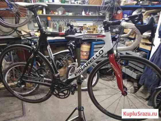 Ремонт и обслуживание велосипедов Курск