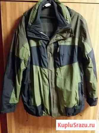 Куртка 3 В 1 мужская columbia bugaboo Добринка
