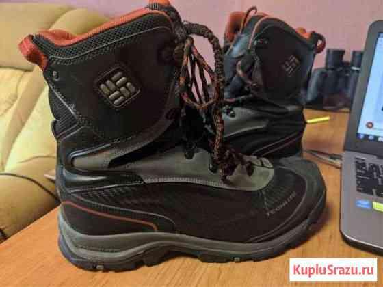 Зимние ботинки Columbia Bugaboot Plus Добринка