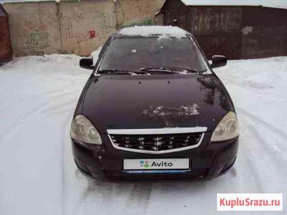 LADA Priora 1.6МТ, 2009, 157700км Рузаевка