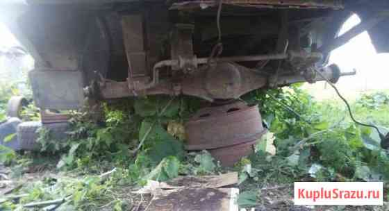 Чулок заднего моста на Соболь, Баргузин Кемля