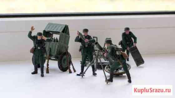 Модели сборных солдатиков Рузаевка