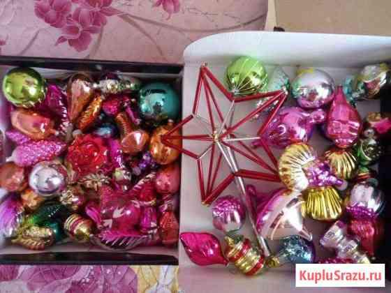Елочные игрушки Саранск