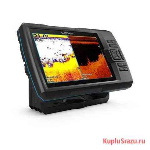 GPS-эхолот Garmin Striker Plus 7сv Владивосток