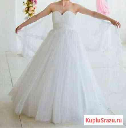 Свадебное платье Дедовичи