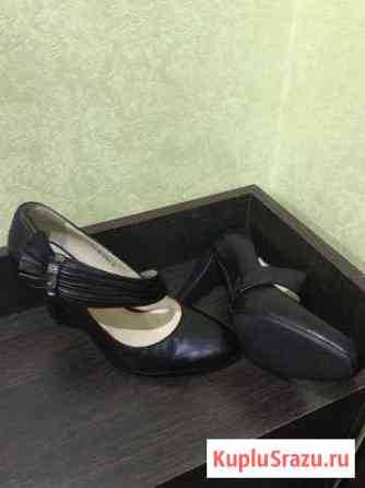 Новые кожаные туфли Великие Луки