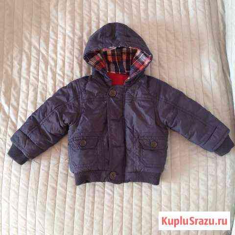 Курточка St. Bernard 3-6мес Псков