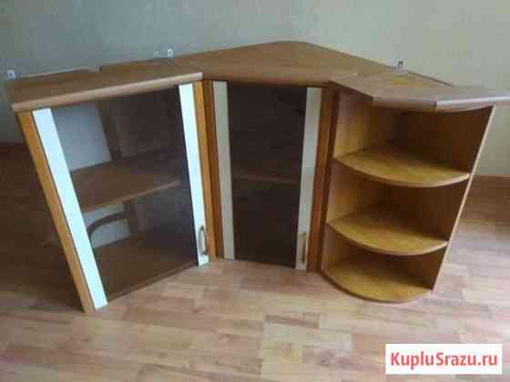Угловые навесные шкафчики Тольятти