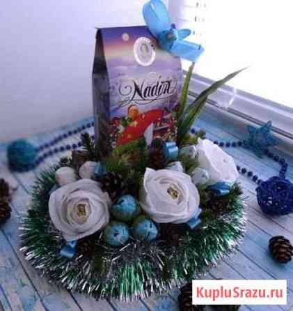 Новогодняя композиция Три орешка для Золушки Самара