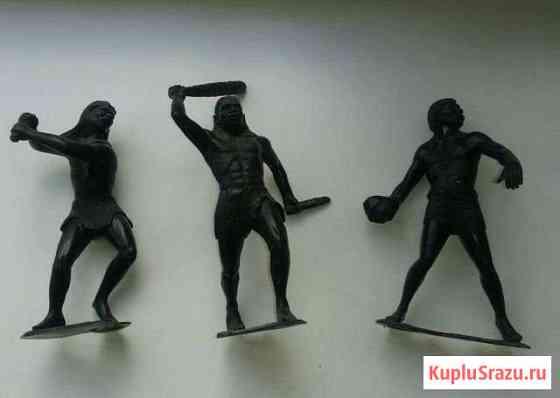 Неандертальцы. Фигурки Саратов