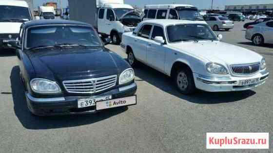 ГАЗ 31105 Волга 2.4МТ, 2004, 100000км Гизель