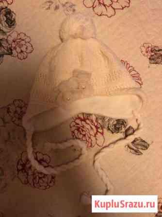 Шапка зимняя для ребёнка Владикавказ