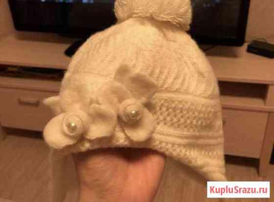 Детская шапка на годик Владикавказ