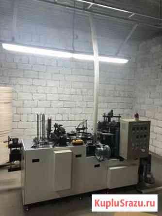 Станок для производства бумажных стаканчиков Владикавказ