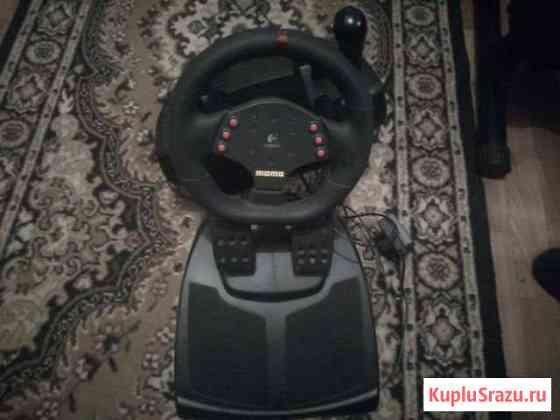 Игровой руль Logitech momo Racing Симферополь