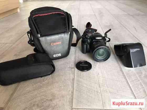 Зеркалка Canon 1100 D+Tamron 2.8 17-50 Ферсманово