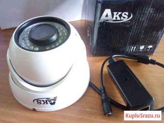 Камера видеонаблюдения купольная, антивандальная Курган