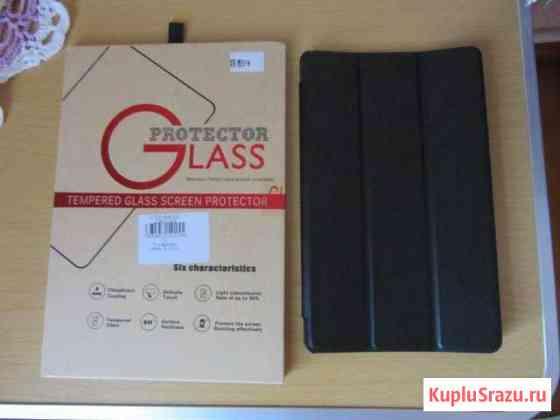 Защитное стекло и чехол для Lenovo Tab 3 8 Курск