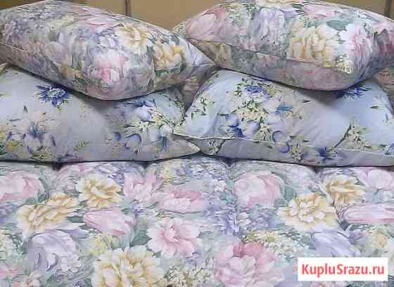 Реставрация подушек и одеял Курск