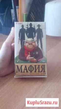 Карточная игра - Мафия Липецк