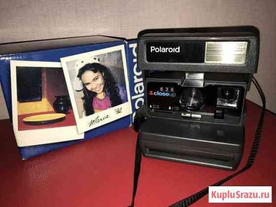 Polaroid 636 Closeup Усмань