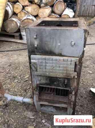 Котёл кчм с газовой горелкой Саранск