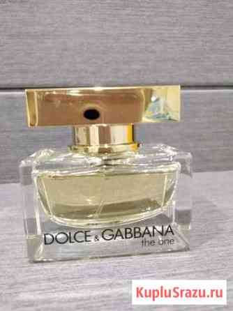 Dolce&Gabbana the one Мурманск