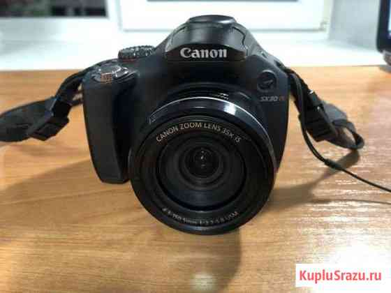 Canon PowerShot SX30 IS Апатиты