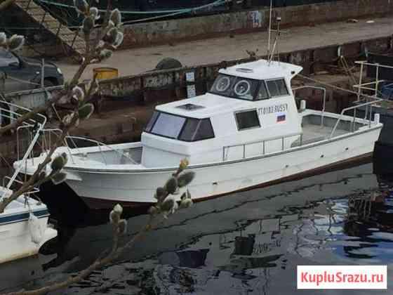 Морская рыбалка Североморск-3
