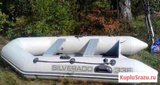 Лодка Silverado-33F Великий Новгород