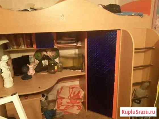 Кровать-чердак Старая Русса