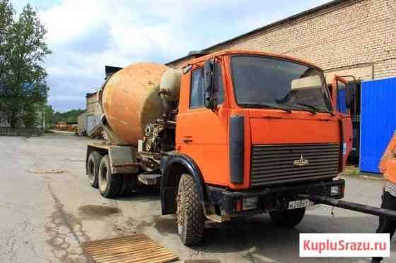Миксер Автобетоносмеситель абс-7М на базе маз Великий Новгород