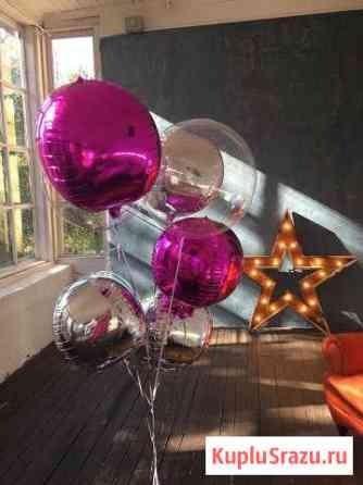 Воздушные шары и фигуры из шаров с доставкой Великий Новгород