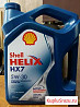Моторное масло Shell Helix 5W30