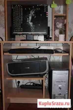 Компьютер и сканер Омск