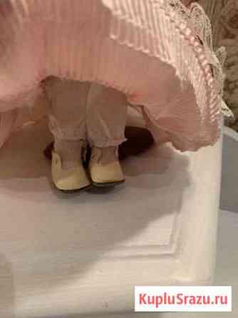 Кукла фарфоровая коллекционная 30 см Омск