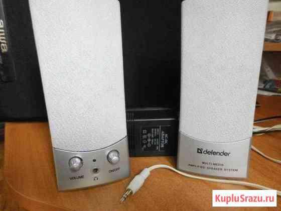Усилитель звука для ноутбука, компьютера, телефона Омск