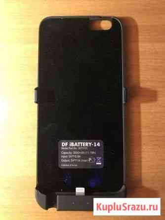 Чехол-аккумулятор Apple 6/6s Ливны