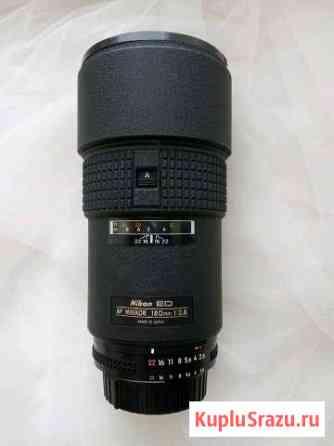 Nikon AF 180mm 2.8 Орёл