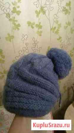 Теплая шапка Пенза