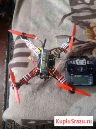 Квадрокоптер f 330.акб 1шт.пульт.камера fpv Пенза