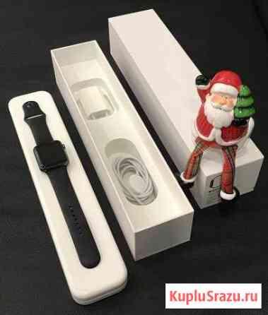 Бу Apple Watch Ser.1 42mm (с коробкой и зу) Пенза