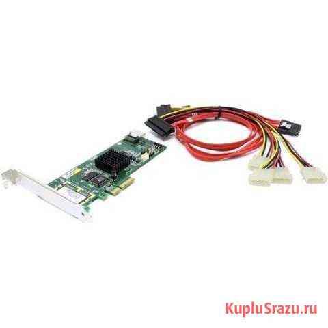 Контроллер Promise FastTrak TX4660 PCI-E x4 Пенза