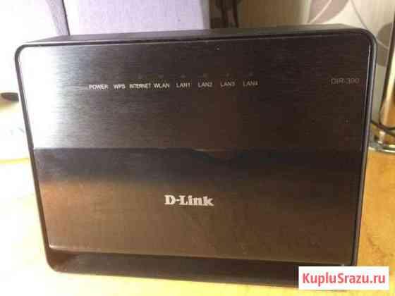 Роутер DIR-300 D-Link Пенза