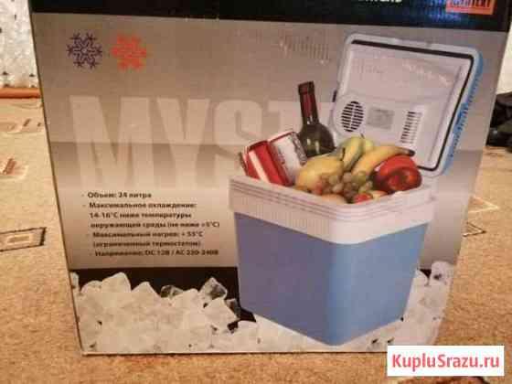 Термоэлектрический холодильник и нагреватель (Myst Благодарный
