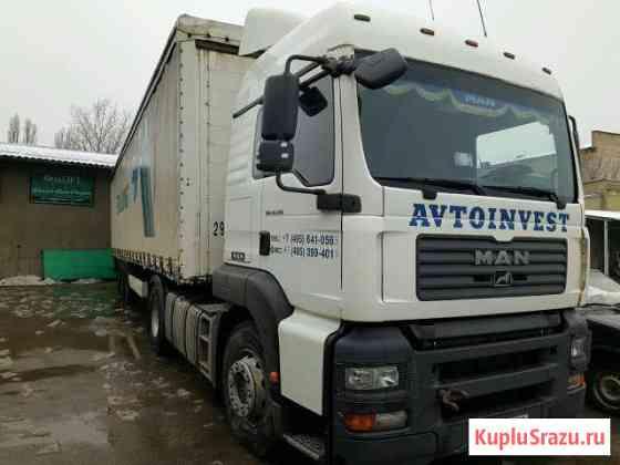 Продаю тягач ман 18.390 2007 г.в Ставрополь