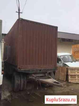 Продаю прицеп 2- х осный на Камаз контейнер Ставрополь