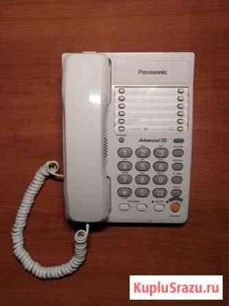 Телефон Panasonic KX-TS2363RUW Ставрополь